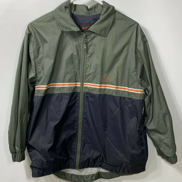 Nike Jackets & Blazers - Nike VTG Womens Jacket Green Medium